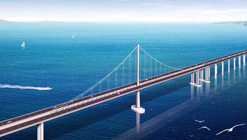青岛海湾大桥——世界最长跨海大桥